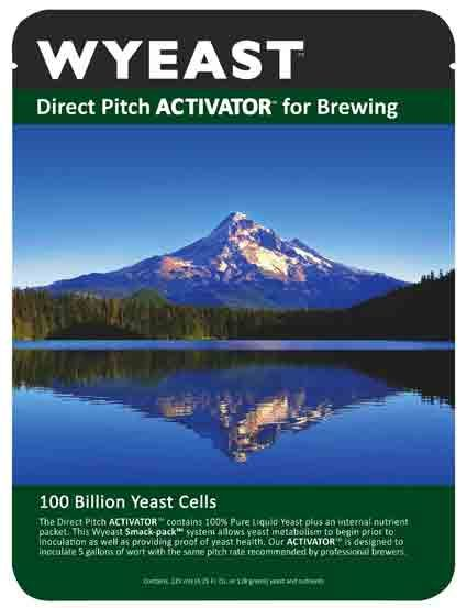 WYeast Activator 1187 - Ringwood Ale