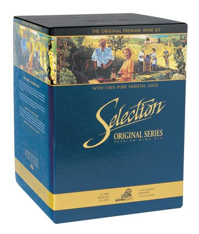 Selection International Californian Sauvignon Blanc