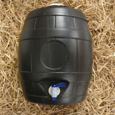 Home Brew Cider Barrel