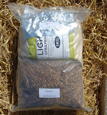 Theakston Old Peculiar Extract Recipe Pack