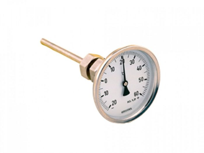 Thermometer for Fermentation Tanks