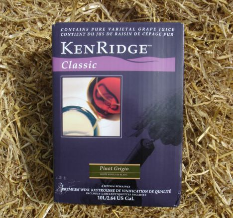 Kenridge Classic Shiraz 30 bottle
