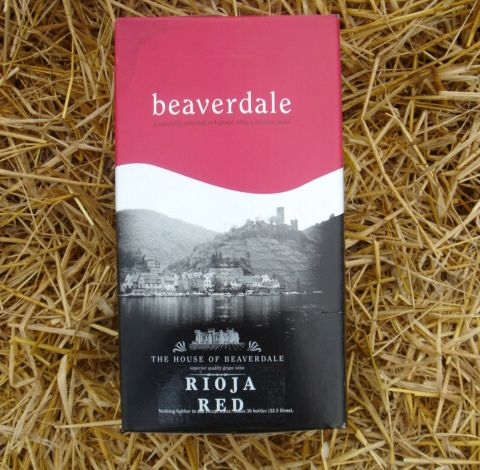 Beaverdale California Red 30 Bottle
