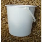 White Bucket (2 Gall Pulp Master)(To Fit Pulp Master)