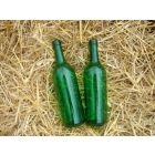 Wine Bottles 750ml Green (6)