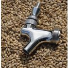 Beer Faucet - Stainless Steel