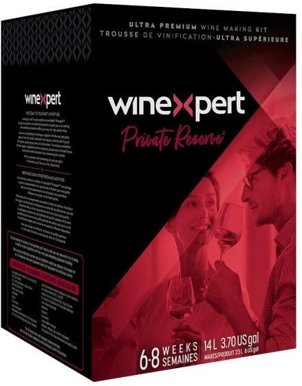 Winexpert Private Reserve New Zealand Marlborough Sauvignon Blanc 30 bottle