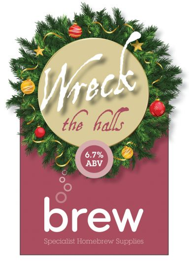 Wreck The Halls  Extract Recipe Pack