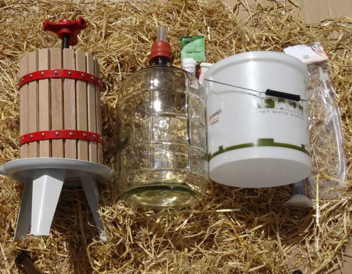 Basic Cider Making Starter Kit