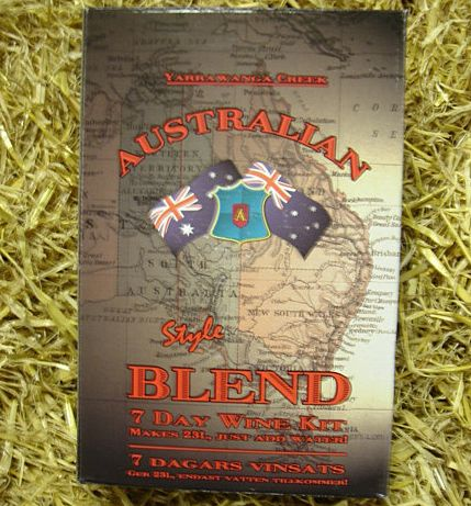 Australian Blend - Australian Style White Table Wine 30 Bottle