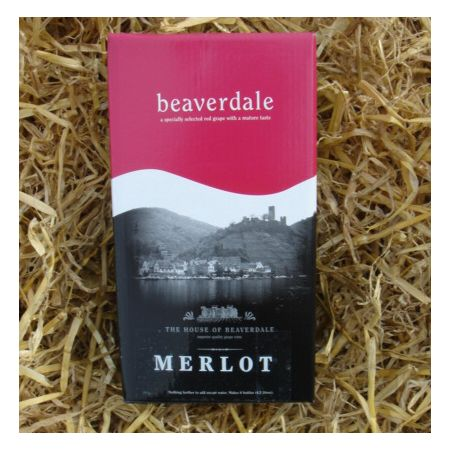 Beaverdale Merlot 30 Bottle