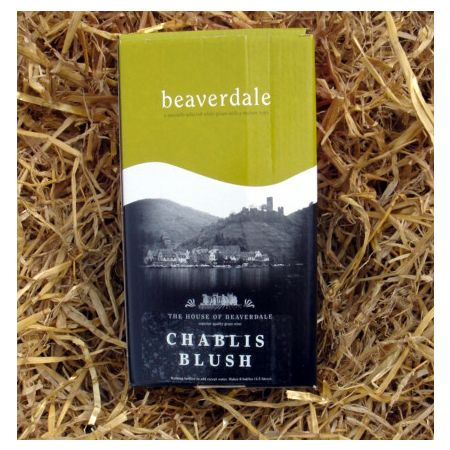 Beaverdale Chablis Blush 30 Bottle