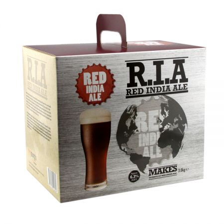 American Beers - Red India Ale