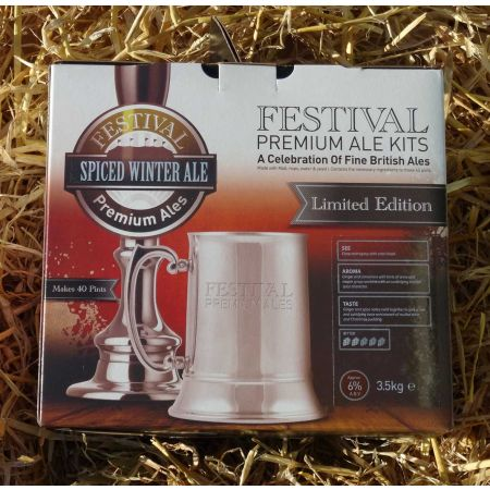 Festival Spiced Winter Ale