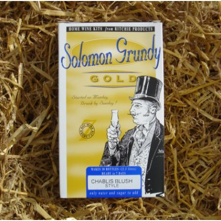 Solomon Grundy Gold 30 Bottle Chardonnay
