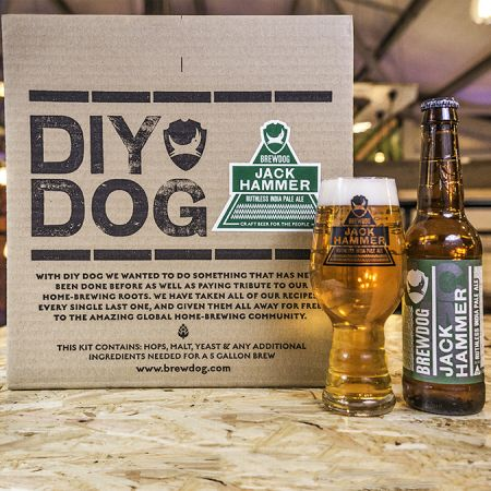 Jack Hammer DIY Dog Recipe Pack