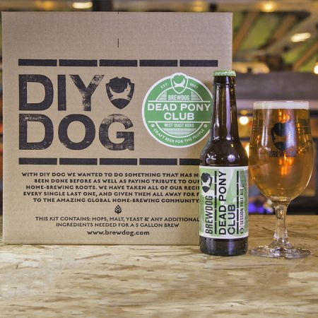 Dead Pony Club DIY Dog Recipe Pack