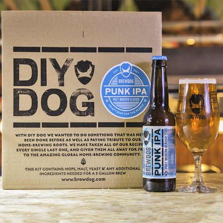 Punk IPA DIY Dog Recipe Pack