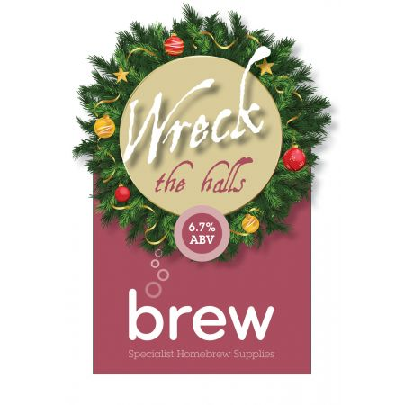 Wreck the Halls AG Recipe Pack