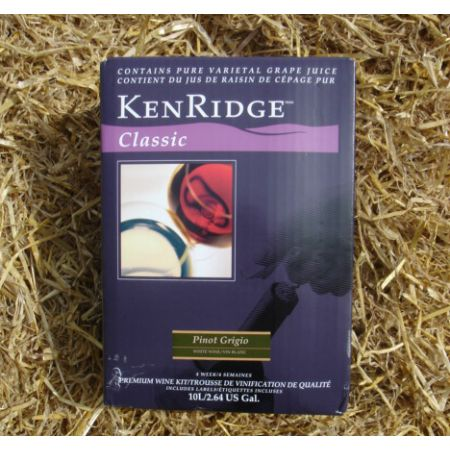 Kenridge Classic Cabernet Shiraz 30 bottle
