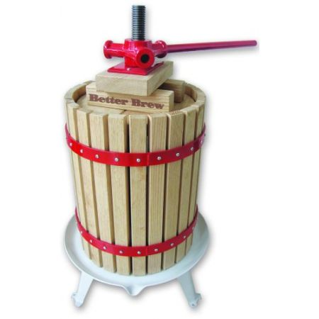 A Traditional Cider Press 12 Litre Capacity