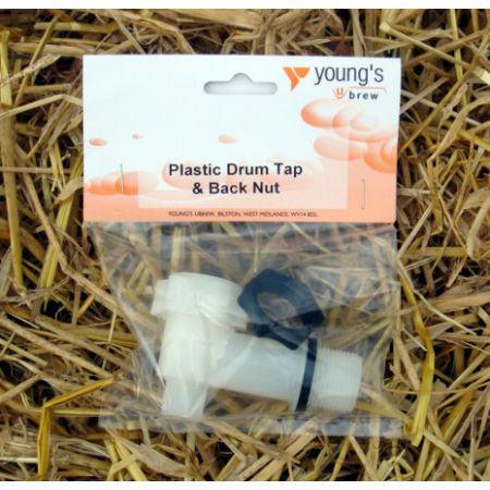 Drum Tap,Plastic With Back Nut