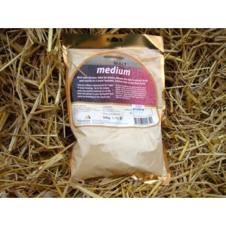 Muntons Foil Pack Spraymalt Medium (DME) 500grm