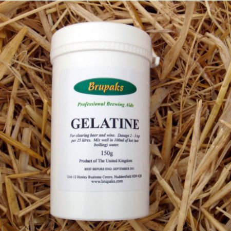 Brupaks Gelatine Liquid 250ml
