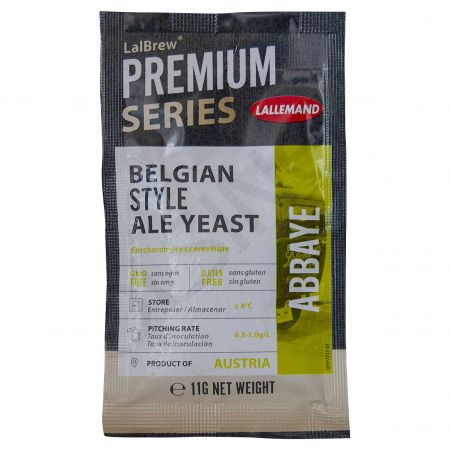 Lalbrew Abbaye Belgian Style Ale Yeast