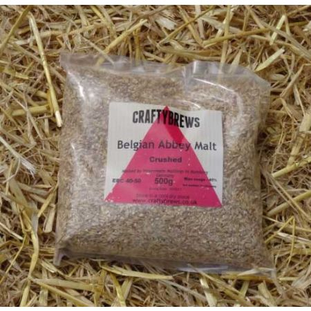 Belgian Abbey Malt ® (crushed) 500g