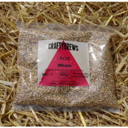 Acid Malt WHOLE 500g