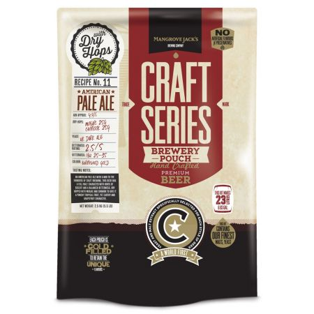 Mangrove Jack's American Pale Ale Pouch