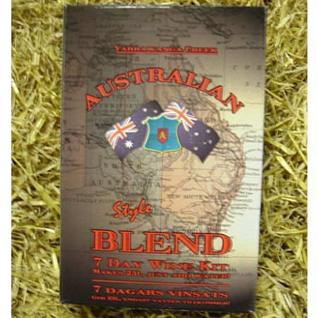 Australian Blend - Australian Style Red Table Wine 30 Bottle