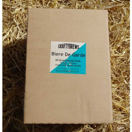 Biere de Garde AG Recipe Pack