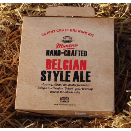 Muntons Hand Crafted - Belgian Style Ale