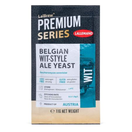 LalBrew Belgian Wit-Style Ale Yeast