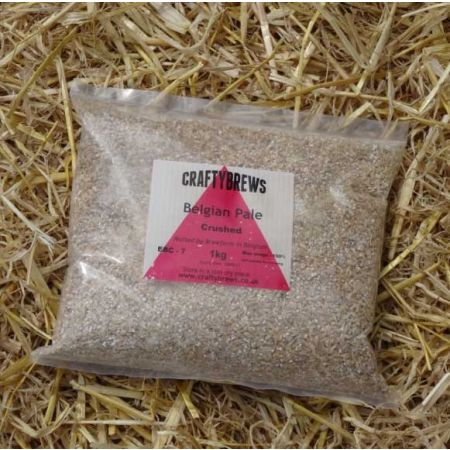 Belgian Pilsner  Malt (WHOLE) 1kg