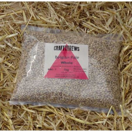 Belgian Pale Malt WHOLE 1kg