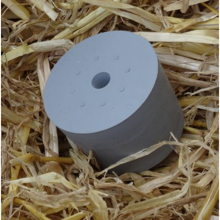 Bored Rubber Bung 49/41mm