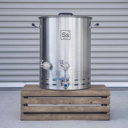 20 gal | Ss Brew Kettle Brewmaster Edition