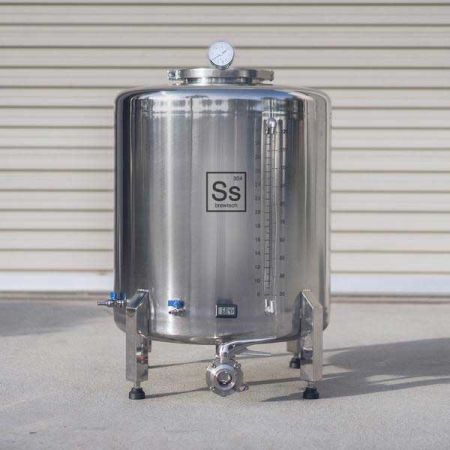 Ss Brewtech 1BBL 37.5 Gal/142L Brite Tank Stainless Steel