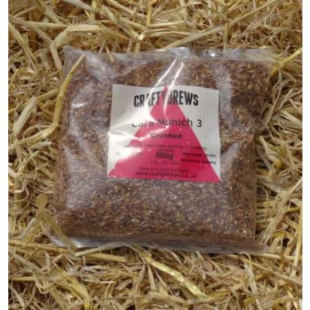 Cara Munich Type III Malt ® (crushed) 500g