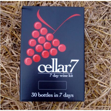 Cellar 7 - 30 bottle 7 day Italian Red