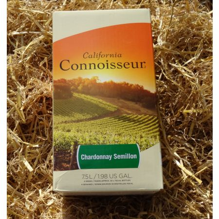 A California Connoisseur Chardonnay/Semillon 30 bottle