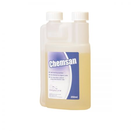 Chemsan No Rinse Sanitizer 250ml