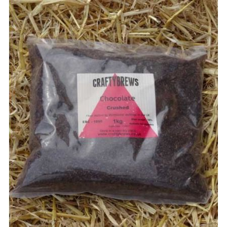 Warminster Chocolate Malt Crushed 1kg