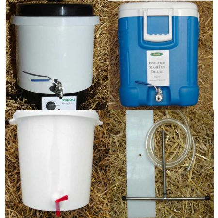 Deluxe All Grain Starter Set