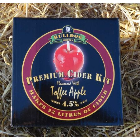 Bulldog Toffee Apple  Cider