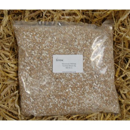 Warminster Torrified Wheat (UNMALTED) Crushed 1kg