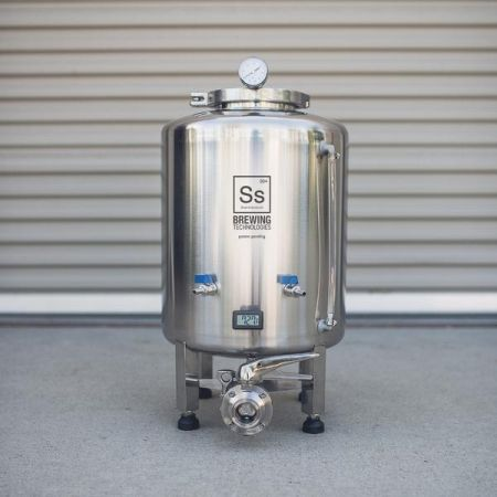 Ss Brewtech 10 Gal/38L Brite Tank Stainless Steel